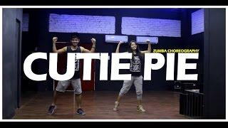 Cutiepie dance I Ae Dil Hai Mushkil | Zumba fitness Choreography I V!cky & Aakanksha