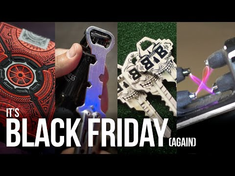 Black Friday in May: This Weekend at Scam Stuff
