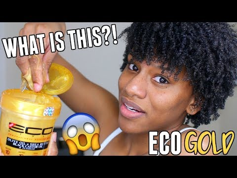 I TRIED THE *NEW* $18 ECO STYLE GOLD! IS THIS A JOKE?!
