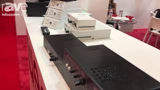 InfoComm 2018: ecler Debuts eCA120DN Audio Amplifier with Dante
