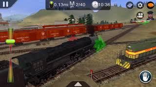 Some trains from trainz driver 2 - PakVim net HD Vdieos Portal