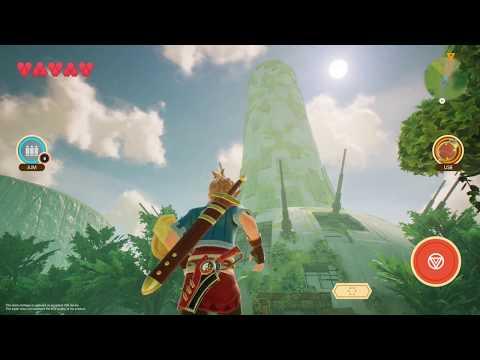 Oceanhorn 2 - GDC Demo Trailer