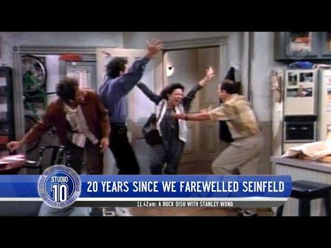 20 Years Since We Farewelled Seinfeld | Studio 10