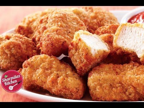Crispy Chicken Pakora – Indian Chicken Fritters – Sharmilazkitchen