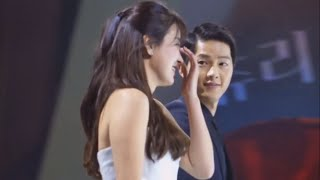 Song Joong Ki Song Hye Kyo - Love is the moment