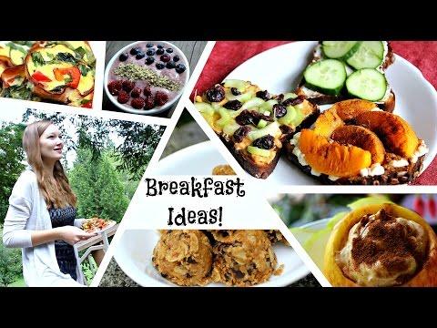 8 Healthy Breakfast Ideas for Back To School