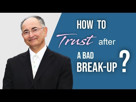 How Could You Trust Any One After A Bad Break-Up?  Q & A Live Talk # 155