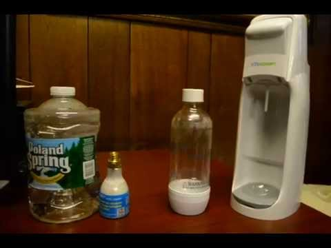 How to hack a Sodastream-Co2 Refill
