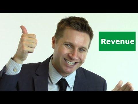 Practical Revenue Example (RevPAR)