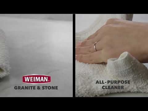 Protect Granite Countertops from Damage with Weiman