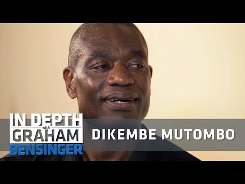 Dikembe Mutombo: Feature Interview Preview