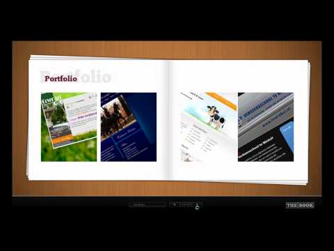 The Book PowerPoint template