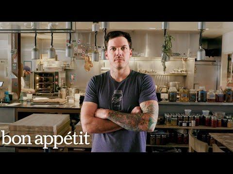 The Maverick Dallas Chef Creating a Season to Table Food Movement