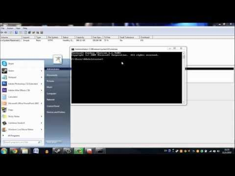 How to Reallocate Disk Space To C (For Windows)