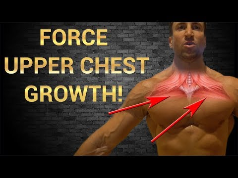 Build A Chiseled Upper Chest FAST! | 4 Upper Chest Exercises You're Not Doing That FORCE Growth!