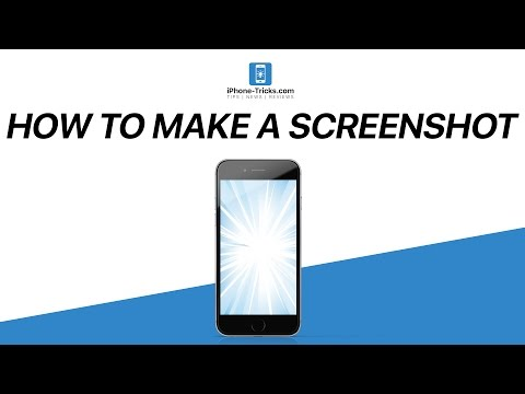 How to take a screenshot on iPhone, iPad, iPod Touch | iPhone-Tricks.com