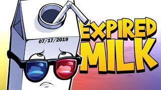 EXPIRED MILK #9 (Leftover Funny Moments)