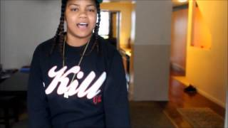 "Young M.a ""levels"" (freestyle)"