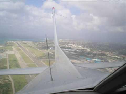 Local Flight Aruba