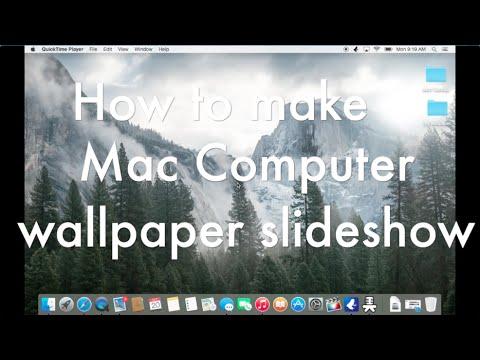 Macbook Slideshow Wallpaper