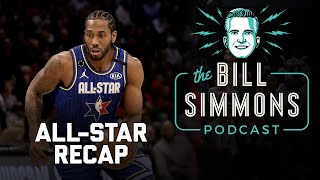 All-Star Recap and NBA Scuttlebutt with Ryen Russillo | The Bill Simmons Podcast | The Ringer