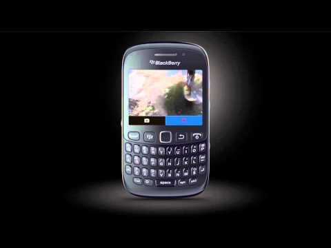 Фотоснимки на BlackBerry Curve 9220