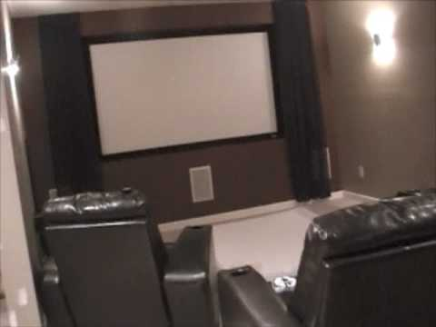 HD Home Theatre Set Up Surround Sound - PS3