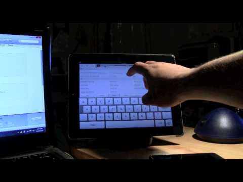 How 2 Sync iPad / iPhone Wirelessly w/ iTunes (iOS 5)​​​ | H2TechVideos​​​