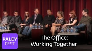 The Office - David Denman & Cast on Working Together (Paley Center, 2007)