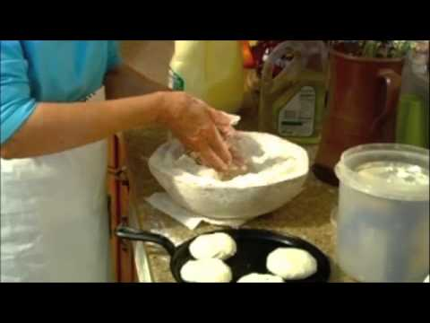 Mountain Roots Revival: Mama's Dough Bowl Biscuits