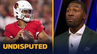 Kyler Murray's struggles in preseason loss to Raiders isn't concerning — Jennings | NFL | UNDISPUTED