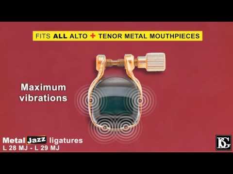 BG Metal Jazz Saxophone Ligature