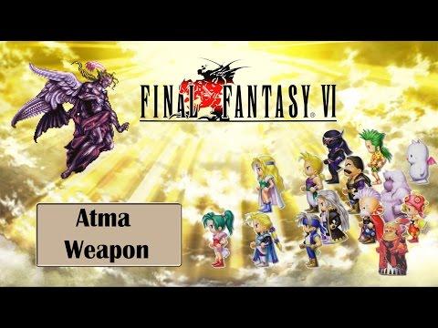 Final Fantasy VI - Atma(Ultima) Weapon