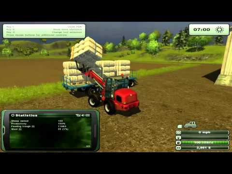Farming Simulator 2013 - Chickens & Sheep