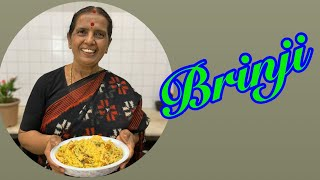 Brinji by Revathy Shanmugam/Lunch Box Recipe
