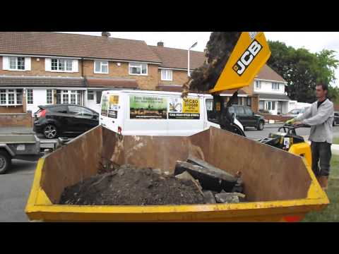 DMS Micro Digger and dumper with Operator Hire,