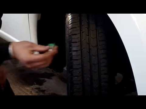 How To Check Your Car Tyre Tread Depth by Jordan Motors