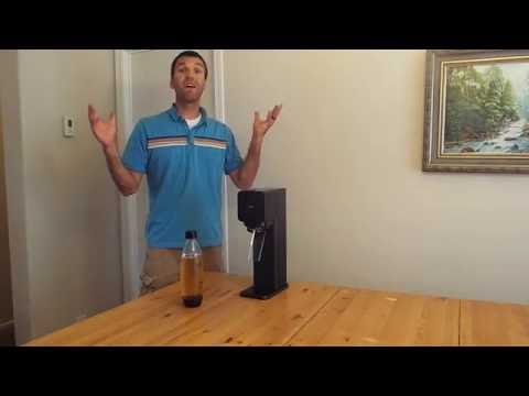 Can you carbonate juice in a Sodastream? Here is how.