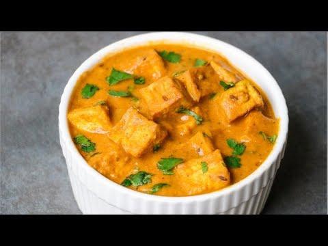 Tofu butter masala || Tofu tikka masala in Instant Pot || Vegan
