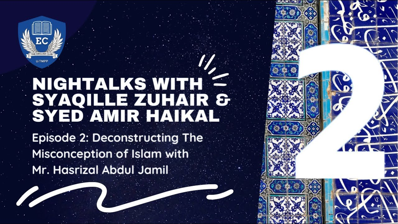 Download EP. 2: Deconstructing The Misconception of Islam with Hasrizal Abdul Jamil MP3 Gratis