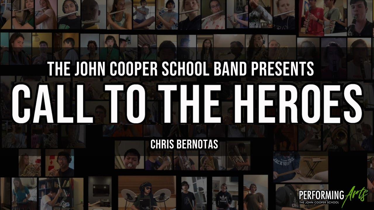 Download The John Cooper School Virtual Band: Call to the Heroes   The John Cooper School MP3 Gratis