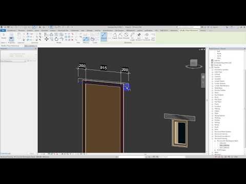 [Revit API] Create Lintels by Doors and Windows