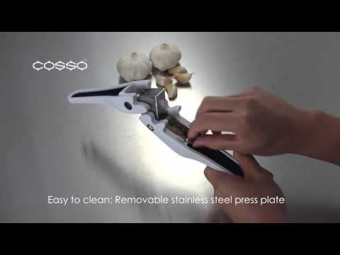 CS17 Garlic Press from Cosso