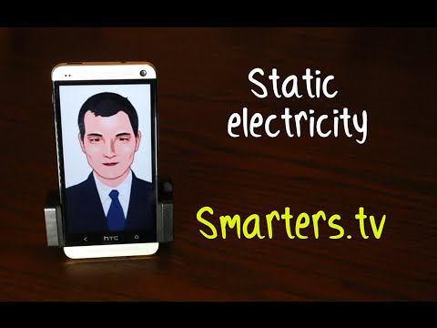 How to escape static electricity on your carpet?