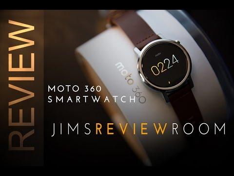 Moto 360 2nd Generation SmartWatch - REVIEW