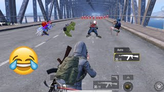 Trolling Cute Noobs In BGMI 🤣🤪   PUBG MOBILE FUNNY MOMENTS