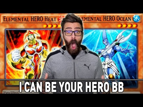 I CAN BE YOUR HERO BB! | YuGiOh Duel Links PVP Mobile & Steam w/ ShadyPenguinn