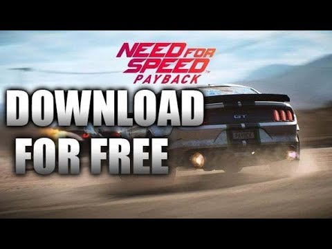 Need For Speed Payback offline free download