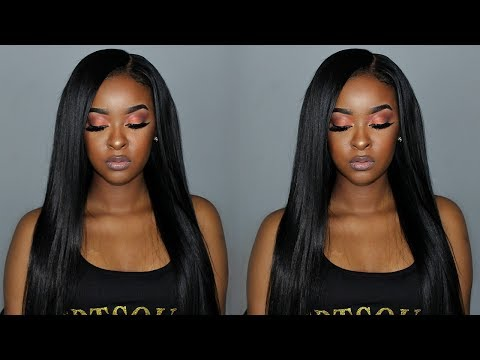 HOW TO : MAKE A WIG ( Very Detailed & Beginner Friendly ) ft. Peerless Virgin Hair | Pitts Twins