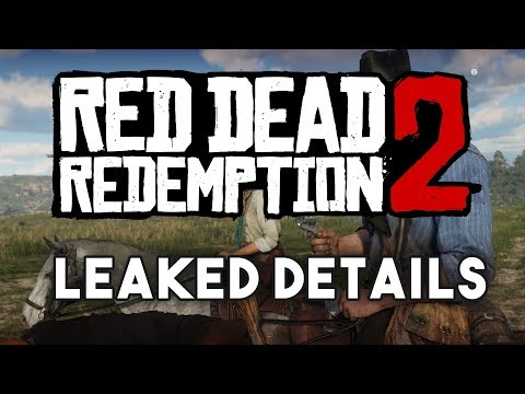 Red Dead Redemption 2 Leaked Battle Royale Mode, Online Multiplayer, and Story Details!